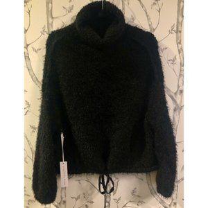 Young Fabulous & Broke Black Lorena Sweater S/M